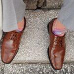 かんたんな靴のお手入れ 穢れを払い清めること
