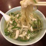 食べたい気持ちは成仏させよう 我慢せず適正体重になる 中華料理ほっかい(とりそば)
