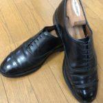 革靴のオールソールのコスト リウェルトまでやるといくらかかる?