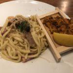 有楽町で気になるパスタはさっさと確かめてみる タベルナ 東京 虎杖(いたどり)製麺所