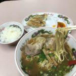 食べたいものを食べる練習 新橋の「岡山中華そば 後楽本舗」